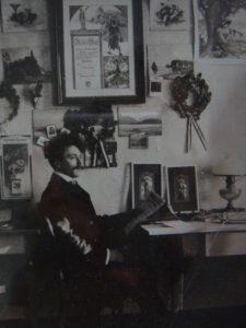 Firmengründer Georg Lindenmayer