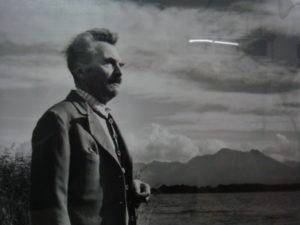 Firmengründer Georg Lindenmayer-Chiemseemaler