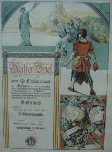 Meisterbrief Georg Lindenmayer 1910